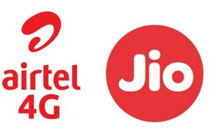 airtel vs jio speed war