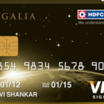 HDFC Regalia Card