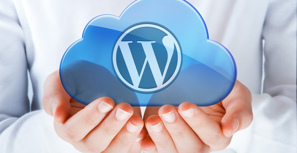 WordPress migration to the cloud