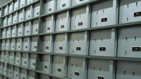 Bank Lockers